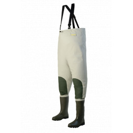 Waders Goodyear pêche gamme sport clouté