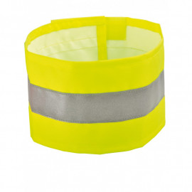 Brassard de signalisation jaune ou orange fluo Singer Safety BRASSJ/BRASSO