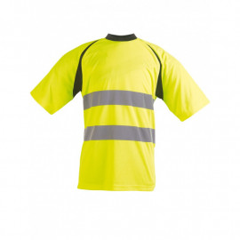T-shirt de signalisation fluorescent SINGER SAFETY SUZO/SUZE