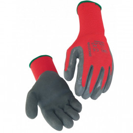Gants enduit latex SINGER SAFETY NYM15LG