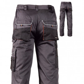 Pantalon de travail Multi Poches SINGER SAFETY PRAGUE/PRAGMA/PRAGBLA