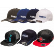 Collection de casquettes Sparco