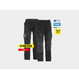 Pantalon multipoches HECTOR HEROCK