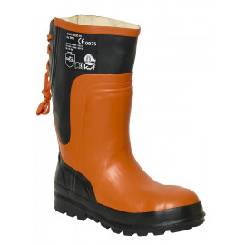 Bottes anticoupure SOLIDUR BOTTE FORESTIERE